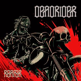 """DeadrideR - """"Reaper"""" (album)"""