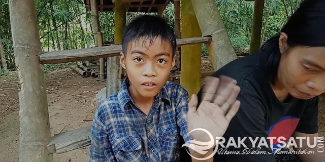 Prihatin akan Aril, Kadis Pendidikan akan Tanggung Semua Keperluan Sekolahnya