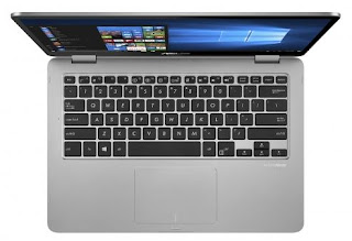 Asus VivoBook Flip 14 TP401CA Driver Download Windows 10 64-bit