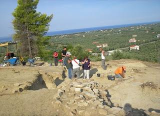 Ηλεία: Μια μικρή αναφορά στον αρχαιολογικό χώρο «Νέστορ Κακοβάτου» Δ.Δ. Καλίδονας
