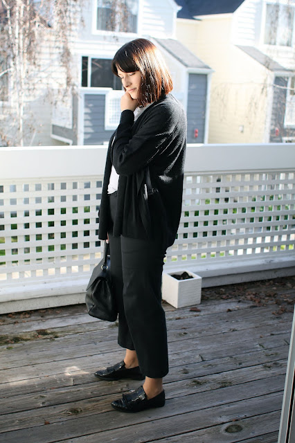 AllSaints, Everlane, Zara, Patent loafers, fashion, Postpartum, Mommy blog, weight loss, New mom