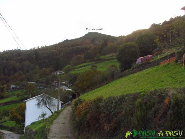Cornomandil, desde la Montaña