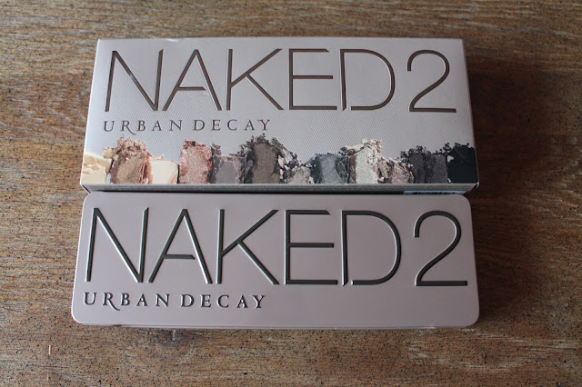 Review Naked 2 + Swatches