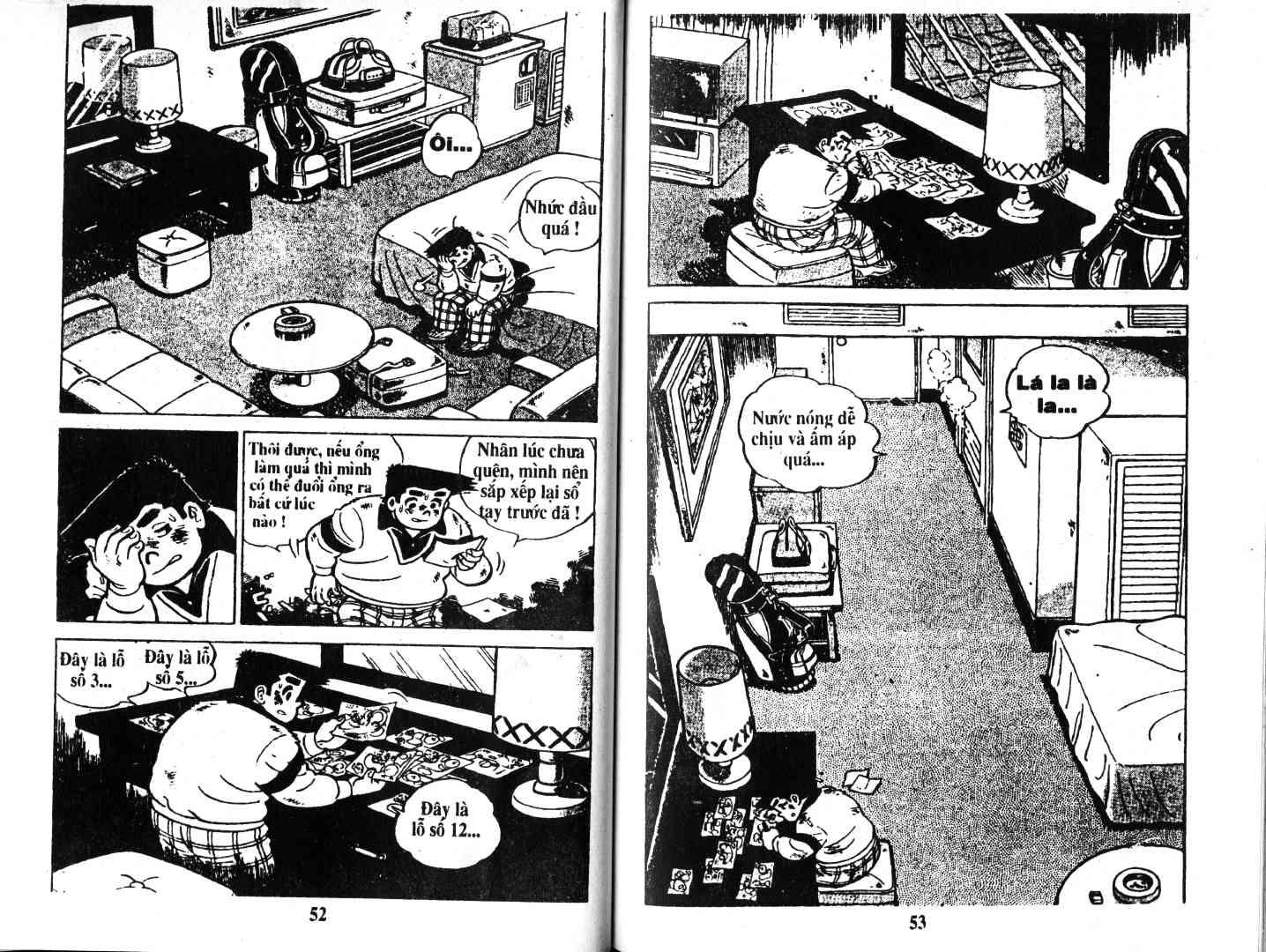 Ashita Tenki ni Naare chapter 50 trang 25