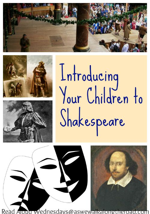 Introducing your children to Shakespeare