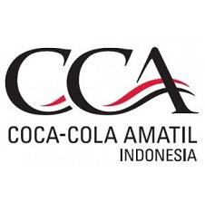 Logo PT Coca Cola Amatil Indonesia