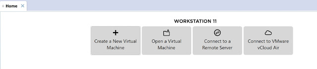 Create a New Virtual Machine VMware Workstation