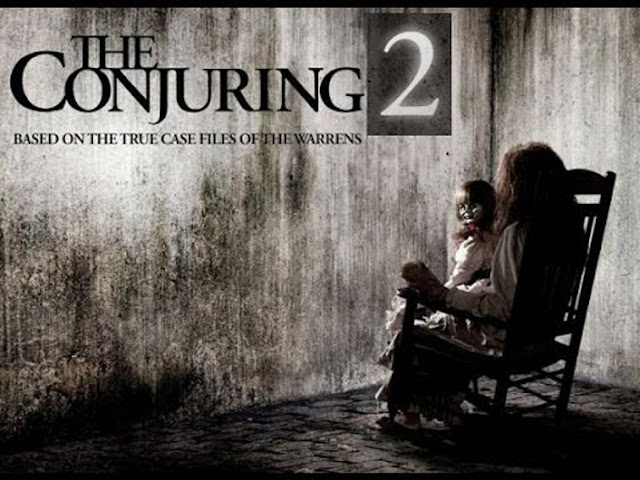 Conjuring 2: The Enfield Poltergeist