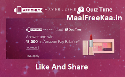 Maybelline Gift Hampers