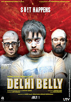 Delhi Belly 2011 720p Hindi DVDRip Full Movie Download