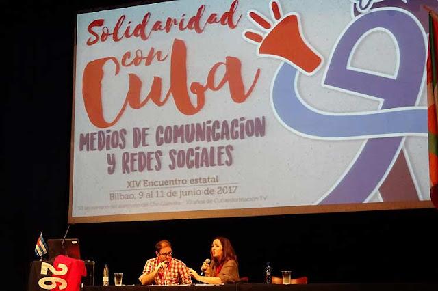 Diputada cubana respalda frente antiimperialista ante guerra global(+Fotos)