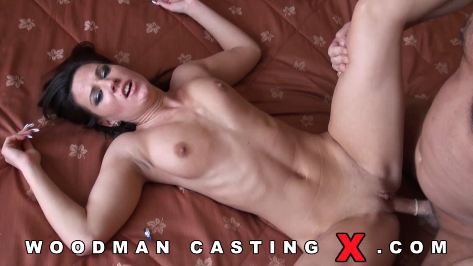 Casting X Woodman