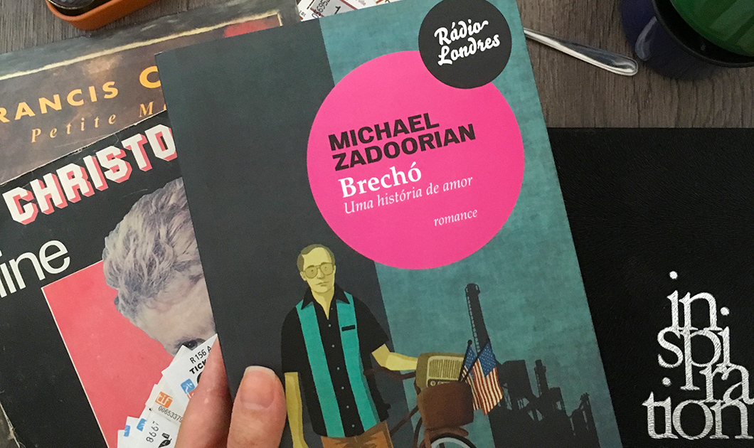 Livro Brechó, de Michael Zadoorian: sobre o peso da bagagem que decidimos carregar ao longo da vida | Resenha
