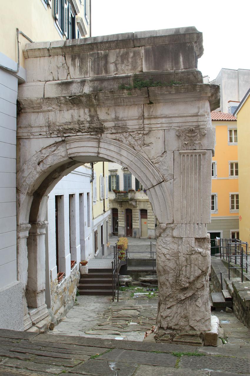 Mało znany zakątek Włoch — wizyta w Trieście