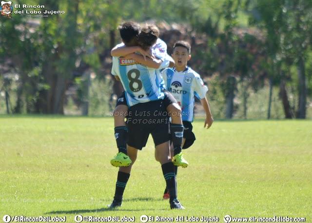 Fotos | 2017 | Fecha 15 | Sub 15 | Gimnasia 4-3 Central Córdoba | Regional del NOA