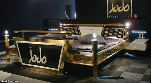 tempat tidur paling mahal sedunia