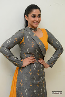 Regina Cassandra Stills at Banthi Poola Janaki Audio Launch