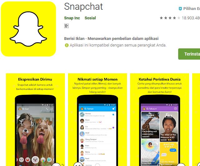 Cara Menggunakan Filter Di Snapchat Dengan Cepat Dan Mudah Ninna Wiends