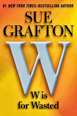 W is for Wasted by Sue Grafton book cover