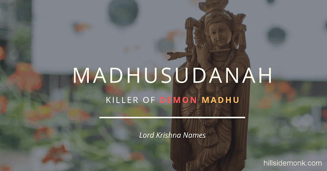 Lord Krishna Names With Meaning 25