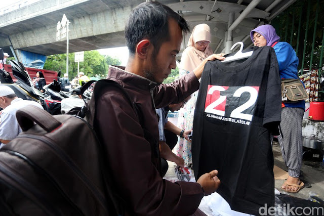 GNPF Ulama Sudah Daftar Merek 212 ke Pemerintah