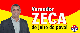 CLIQUE E ACESSE A FANPAGE DO VEREADOR ZECA
