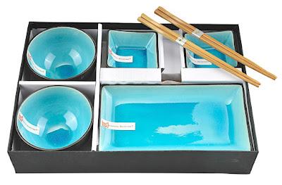 Sushi Geschirr Set