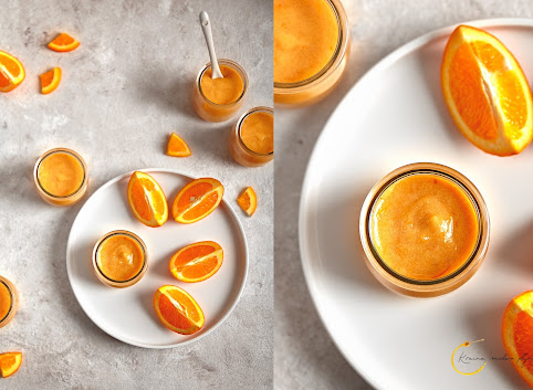 Orange curd, czyli pomarańczowy krem