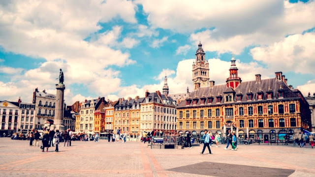 Lille Place Charles de Gaulle