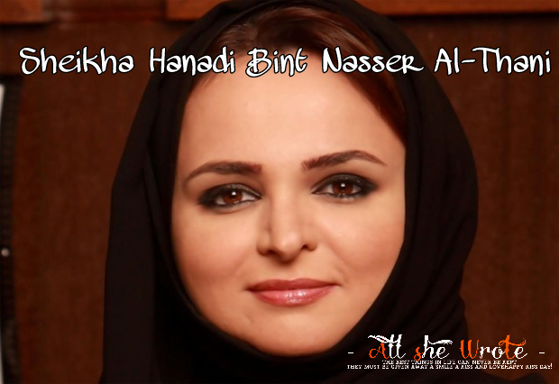 Sheikha Hanadi Bint Nasser Al-Thani