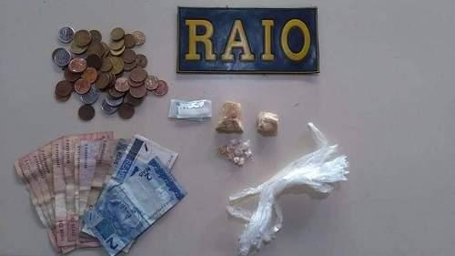 PRISÃO POR TRÁFICO ILÍCITO DE DROGAS EM ARACATI-CE