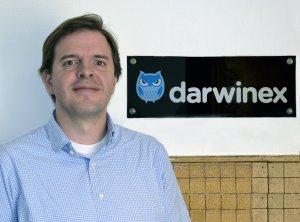 Juan Colón, CEO de Darwinex. EFE/José Carlos Pedrouzo
