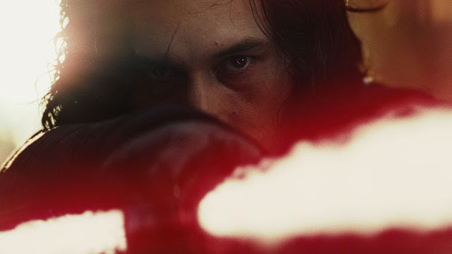 Adam Driver Rian Johnson | Star Wars: The Last Jedi