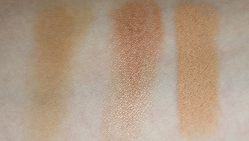 Maison Jacynthe Makeup Swatches