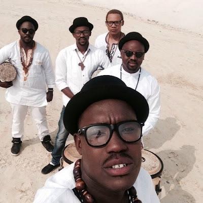 Afrikan Roots Ft. Soulstar - Ndimlo