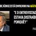 Paulo Morais: Alberto Carvalho, TVI, estava distraído?