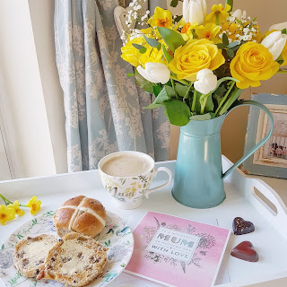 Mother's Day with M&S Flowers