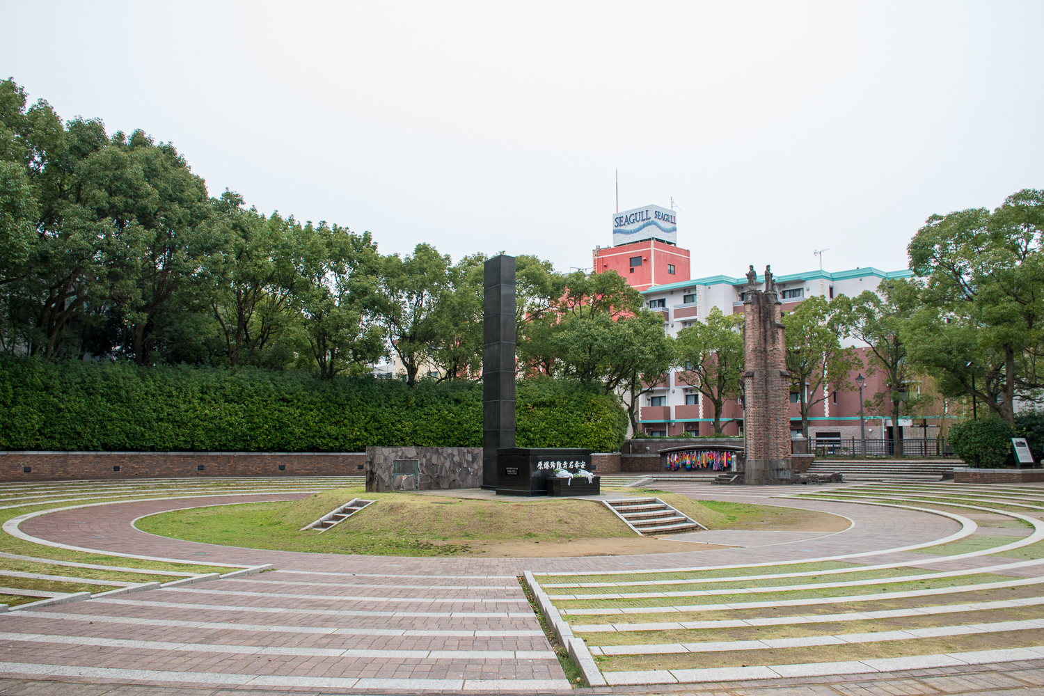 world war 2 nagasaki bomb hypocenter