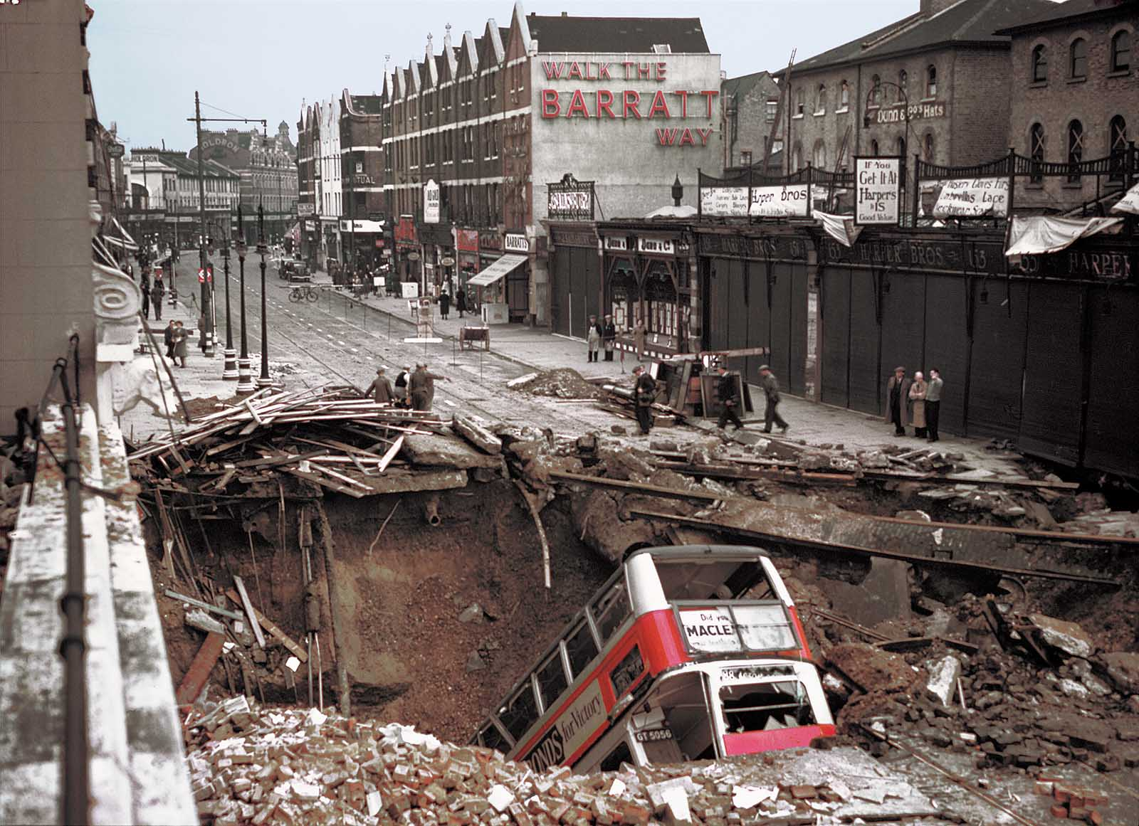 The Untold Story of the Balham Bomb Picture 1