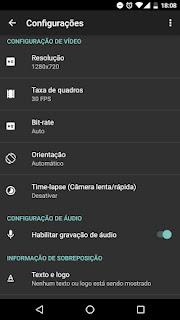AZ Gravador de Tela Pro Apk Mod