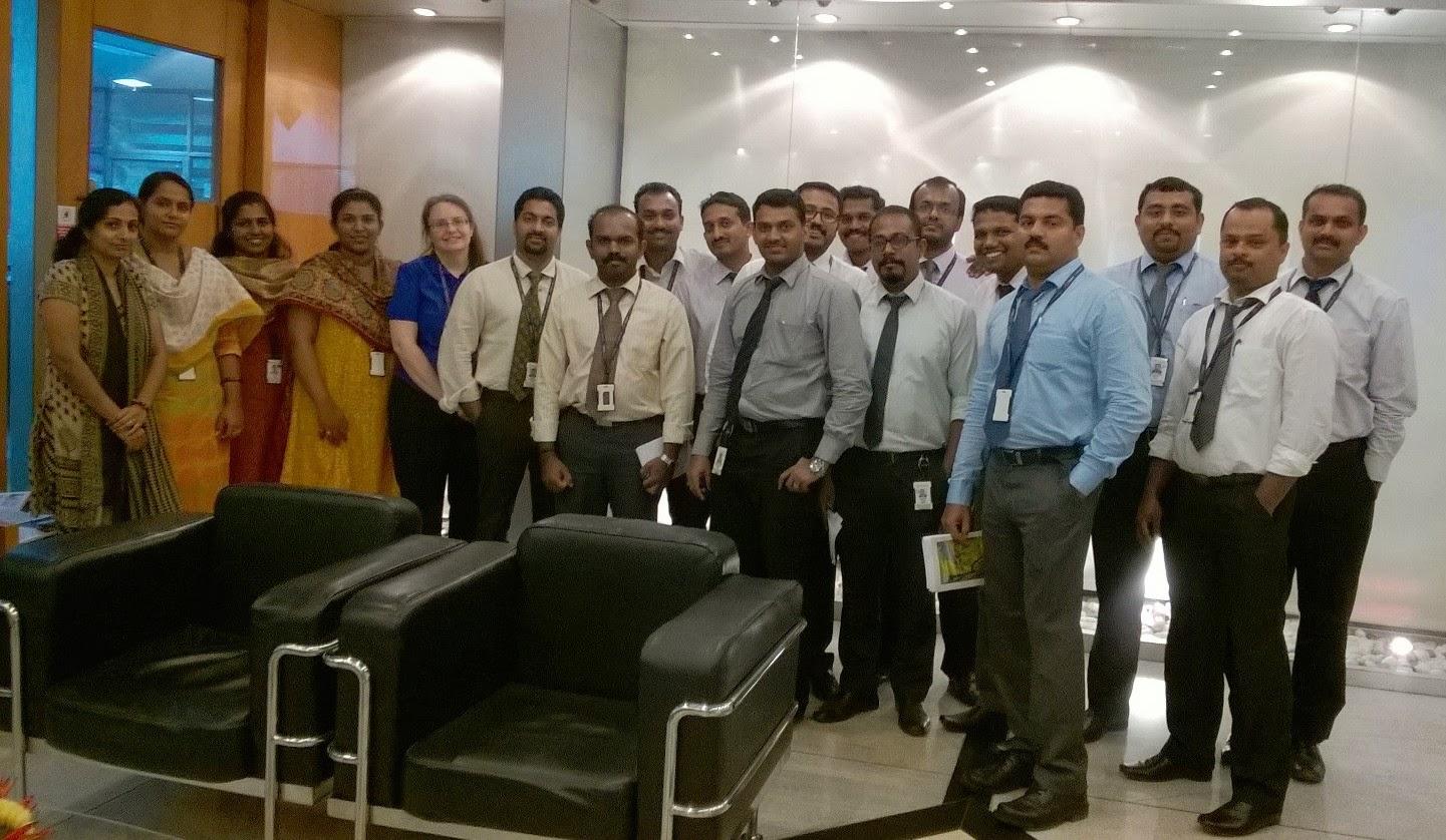 Training Programs at UST Global, Kochi, India