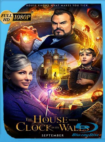 La Casa Con Un Reloj En Sus Paredes (2018) HD [1080p] Latino Dual [GoogleDrive] TeslavoHD