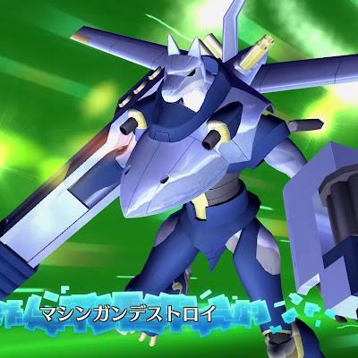Digimon World: Next Order muestra a EmperorGreymon, MagnaGarurumon y Susanoomon