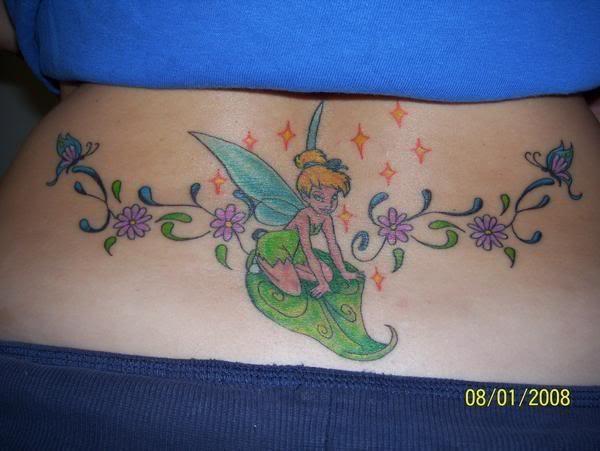 Tinkerbell With Tattoos: Tinkerbell Tattoos, Best Small Tattoo Ideas For Women