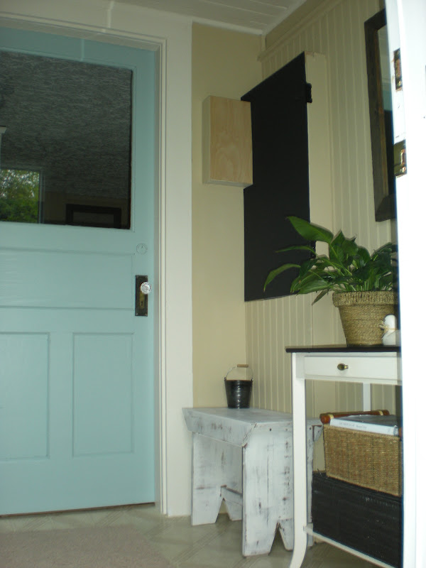 DesignDreams by Anne: Covering an Electrical Panel