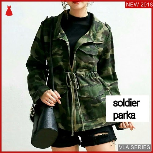 VLA109S112 Model Parka Soldier Mc Murah BMGShop