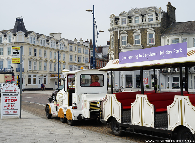 The Great Yarmouth Road Train