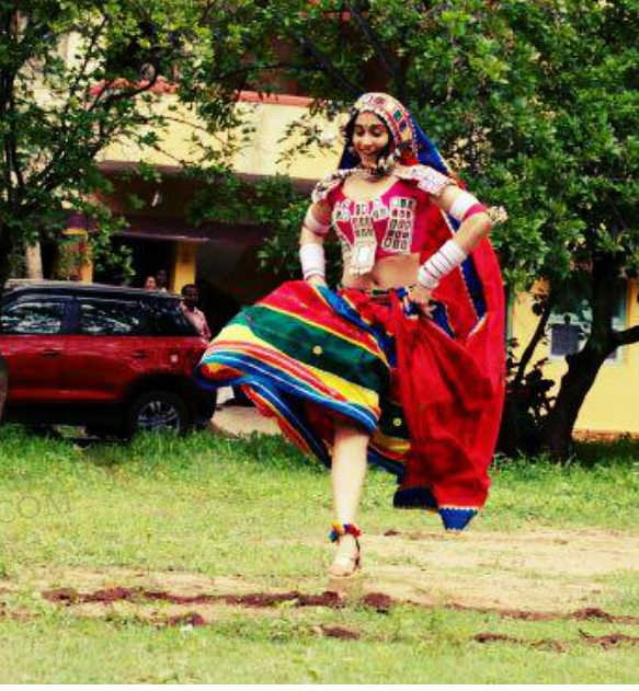 Krishna Vamshi's Nakshatram movie working Stills