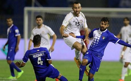 مشاهدة مباراة اليمن والعراق بث مباشر اقصائيات كاس اسيا 23 سنة