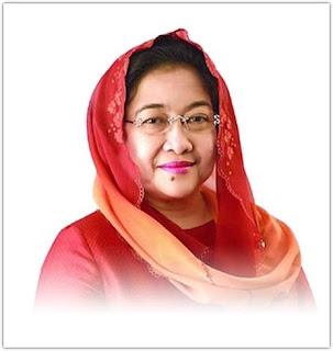 Biografi Megawati Soekarnoputri Lengkap